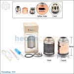 New ! Tobeco Mephisto V2 Rebuildable Dripping Atomizer (Clone)