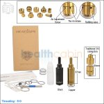 Heatvape Kayfun 3.1 Style Black/Copper Rebuildable Atomizer