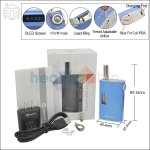 Joyetech Upgraded eGrip 20W VV/VW Sky Blue Kit with OLED Screen