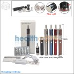 New ! KangerTech EMOW Mega 1600mAh Kit With Dual Bottom Coils (Adjustable Airflow Tank System)