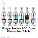 Kanger Protank BCC (Bottom Coil Changeable) Glass Clearomizer