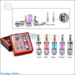 KangerTech Protank-3 Glass Bottom Dual Coil Clearomizer
