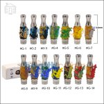 Type G Frog Glass & Stainless Steel Hybrid 510 Drip Tip