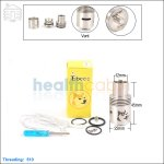 New ! Tobeco Doge V2 Stainless Steel Rebuildable Dripping Atomizer (Clone)