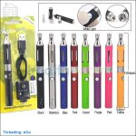 Upgraded Kangertech Evod Glass Blister Pack Kit (Each Clearomizer with 4 Windows)