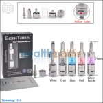 KangerTech Genitank Glass BDC Clearomizer Kit