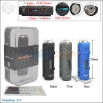 New ! Heatvape Invader Mini 50W VV/VW Mod