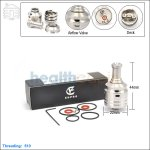 Ehpro Hobo V2.1 Stainless Steel Rebuildable Dripping Atomizer (Clone)