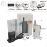 Joyetech Upgraded eGrip 20W VV/VW Peal White Kit with OLED Screen