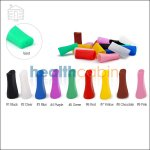 10pc Silicone mouthpiece caps for eGo/eGo T cartridges (Type A)