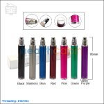 Smoktech eGo Winder 650mAh Variable Volt Battery (Discontinued)
