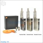 New ! Upgraded Aspire Odyssey Kit