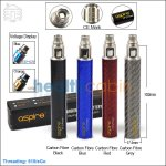 Aspire CF G-Power 1600mAh Battery