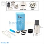 New ! Tobeco Little Boy Stainless Steel Rebuildable Dripping Atomizer (Clone)