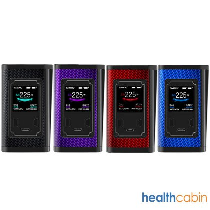 Smok Majesty 225W Box Mod Carbon Fiber Edition