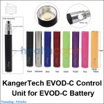 New ! KangerTech EVOD-C 900mAh changeable battery unit