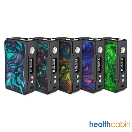 VOOPOO Drag 157W Box Mod Black Resin Version