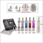 KangerTech AeroTank Mini Glass Clearomizer with Upgraded Bottom Dual Coils (Body With CE Mark)