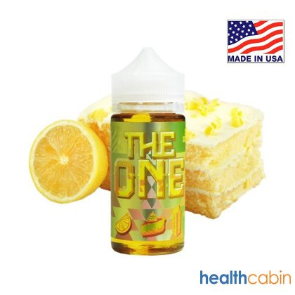 100ml The One Lemon Cake E-liquid
