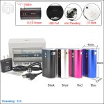 iSmoka Eleaf iStick 50W Full Kit with OLED Screen