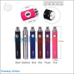 KangerTech Evod Variable Voltage 350mAh Manual Battery
