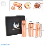 New ! Hcigar Cartel Copper 18650/18350 Mod (Clone)