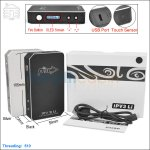 Pioneer4You IPV 3 Li 165W Box Mod with Temperature Control