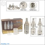 Tobeco Kayfun V4 Stainless Steel Rebuildable Atomizer (Clone)