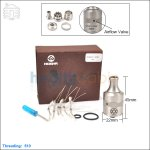 Hcigar Signet Star Stainless Steel Rebuildable Dripping Atomizer (clone)