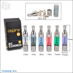 New ! Aspire ET BVC Clearomizer Kit