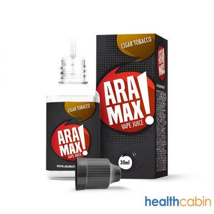 30ml Aramax Cigar Tobacco E-Liquid (50PG/50VG)