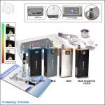 iTaste MVP 2.0 Variable Voltage KIT (2600mAh)