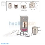 New ! Tobeco Hobo V2 Stainless Steel Rebuildable Dripping Atomizer (Clone)