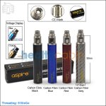 Aspire CF G-Power 1300mAh Battery