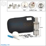 Hcigar Orchid v4 Stainless Steel Rebuildable Atomizer (Clone)