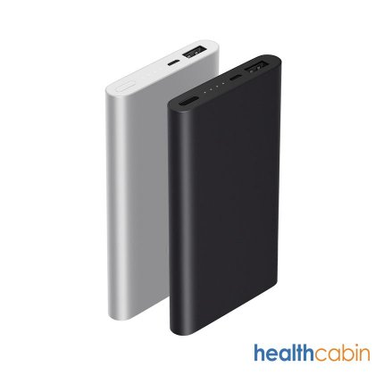 Original Xiaomi Ultra thin 10000mAh Mobile Power Bank 2