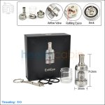 New ! Ehpro Original Evil Eye 26650 Stainless Rebuildable Tank Atomizer