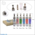 5pc Vision VT Coil Changeable Clearomizer