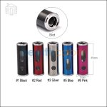 Smoktech 2.5ml Glass DCT Tube