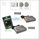 TrustFire TR-003 Lithium ion Battery 4 Channel Charger(US/Euro)