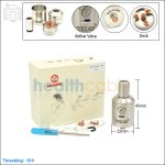 New ! Hcigar Stillare V3 Stainless Steel Rebuildable Dripping Atomizer (Clone)