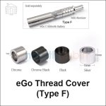 eGo Thread Cover (Type F)
