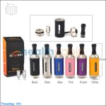 Kumiho 3.5ml STV Nova Glass BDC Clearomizer (Discontinued)