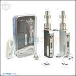New ! Innokin Cool Fire IV 40W 2000mAh Simple Kit with isub G Tank Atomizer (Ex.USB Wall Adapter)
