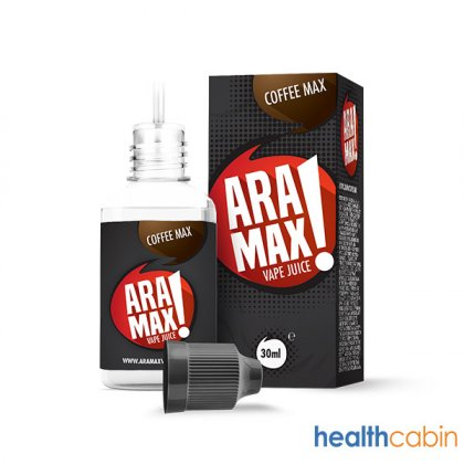 30ml Aramax Coffee Max E-Liquid (50PG/50VG)