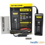 New ! Nitecore Intellicharger i1 (Euro Plug)