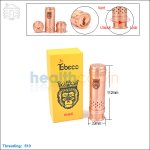 New ! Tobeco King Kong 26650 Copper Mod (Clone)