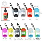 New ! Portable Sillicon Holder for 30ml Glass Ejuice Bottles