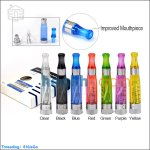 5pc Innokin Dual Coil iClear 16 V2 Changeable Clearomizer (CE5)