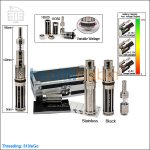 Innokin iTaste 134 MINI 18350/18500 VW MOD Starter Kit